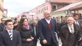 Kryeministri Rama për vizitë pune në Shkodër
