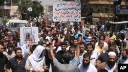 چالاکوانانی سوریا دهڵێن حکومهت نیازی ههیه پهلاماری ناوچهکانی دهوروبهری دیمهشق بدات