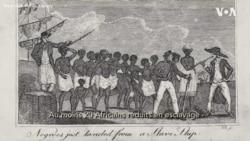 Début de l'esclavage aux Etats-Unis