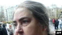Cопредседатель Региональной общественной организации «Норд-Ост» Татьяна Карпова.
