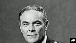 Alexander Haig - 'najbolji primjer američke tradicije ratnika-diplomata'