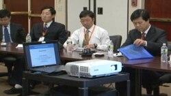 中国食品安全代表团访问美国