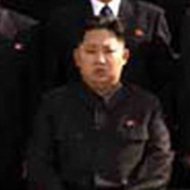 Kim Jong Un is shown in this undated photo released on September 30, 2010, by the Korean Central News Agency.