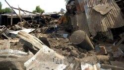 انفجار بمب در شهر مايدوگوری در شمال خاوری نيجريه
