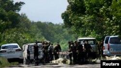Донецк. 22 мая 2014г.