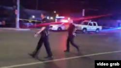 Policia reagon në Dejton, Ohajo