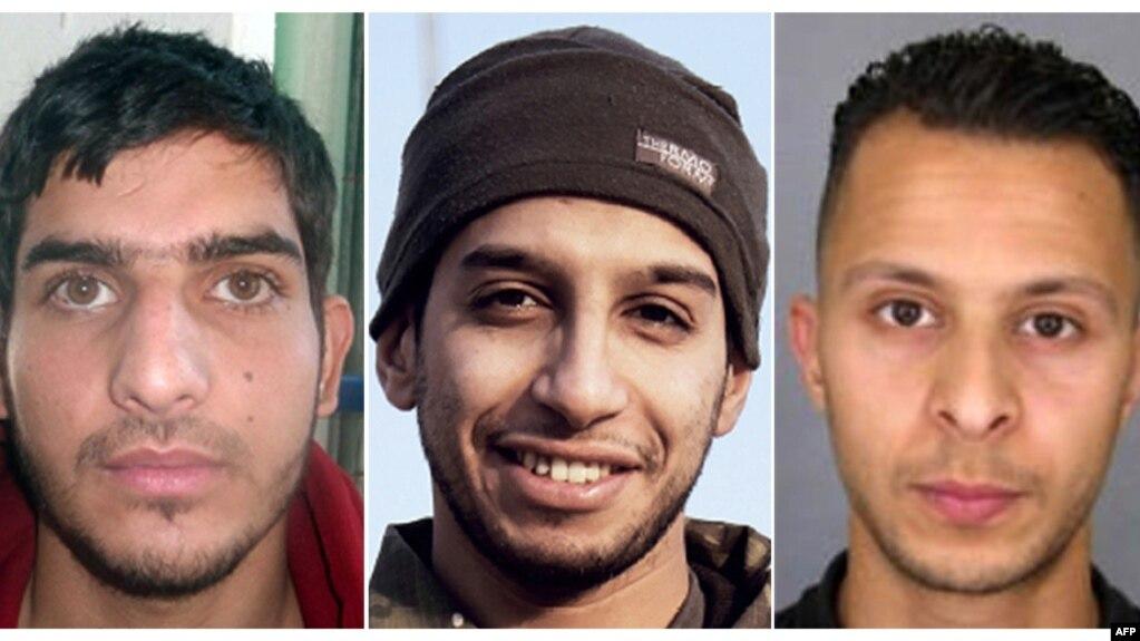 Cette Combinaison De Photos Montre Abdelhamid Abaaoud Cerveau Presume Des Attaques Du