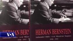 "Intervistë me autorin e librit ""Herman Bernstein"""