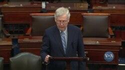 Макконелл розповів як республіканці в Конгресі і він особисто послідовно працювали на підтримку України. Відео
