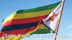 Zimbabwe Pastor Uses Country Flag As Protest Against Oppression