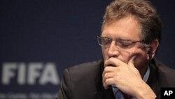 Sekjen FIFA Jerome Valcke akan berkunjung lagi ke Brazil untuk meninjau kesiapan stadion Piala Dunia di sana (foto: dok).