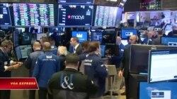 Apple giảm doanh thu, chứng khoán toàn cầu tuột dốc