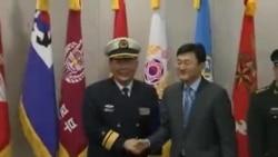 中韓國防部官員討論朝鮮半島安全問題