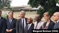 UN Delegation Meets With Burundi Officials
