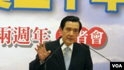 Presiden Taiwan Ma Ying-jeou, ingin hubungan ekonomi dan diplomatik lebih dekat dengan Beijing.