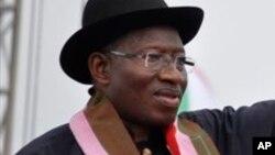 Shugaba Jonathan na PDP