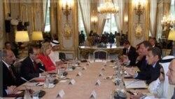 قدرت های جهانی درباره آینده لیبی بحث می کنند