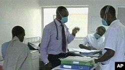 Angola e Cabo Verde procuram parcerias com a China na saúde -