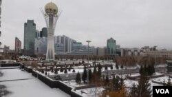Nursultan, capital of Kazakhstan