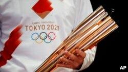 ARHIVA - Baklja za Olimpijske igre u Tokiju
