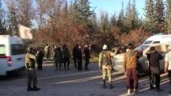Evacuation of Rebel-Held Aleppo to Take Several Days