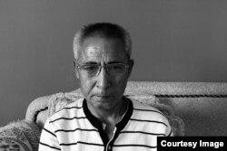 """中国服刑时间最长的政治犯之一、被称为""""蒙古民族英雄""""的内蒙古学者哈达 (哈达家属提供)"""
