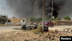 Mossoul, au lendemain de la prise de la ville par l'EIIL