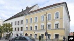 زادگاۀ ادولف هتلر، رهبر نازی ها، در شهر ویانای اتریش