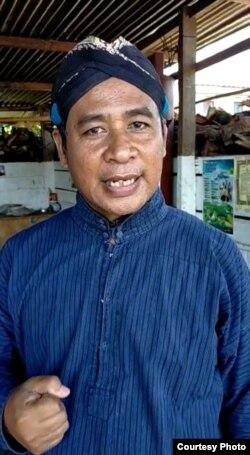 M Kamaludin Purnomo, Ketua Takmir Masjid Pathok Negara Plosokuning. (Foto: Humas Masjid)