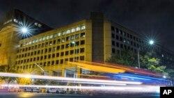 Foto de archivo del edificio de la sede del FBI en Washington. La agencia investiga intrusión cibernética al Comité del Congreso Nacional Republicano en las elecciones de medio periodo.