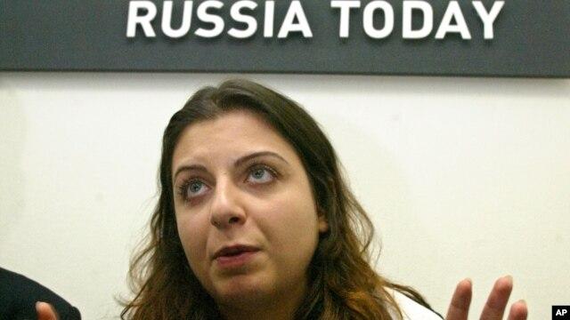 Главный редактор агентства «Россия сегодня» Маргарита Симонян (архивное фото)