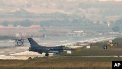Pangkalan Udara Incirlik di Turki Selatan (foto: dok).