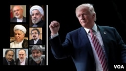 Dueling Tweets Between U.S. and Iranian Presidents