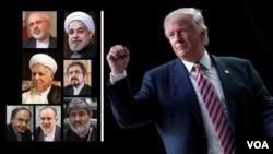 چندین مقام رده بالا و میانی ایران به انتخاب ترامپ واکنش نشان دادند.