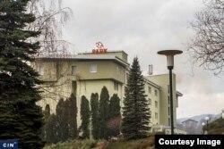 """Džemal Karić se upoznao sa Alijom Delimustafićem u Hotelu """"Park"""" u Vogošći gdje je uzeo od njega jedan dio novca (Foto: CIN)"""