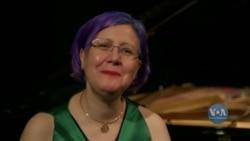 Українка на сцені Греммі: Історія успіху Надії Шпаченко. Відео