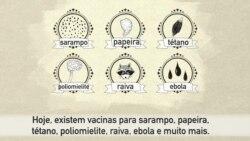 A História da Vacinação - sabia que vem do latim vacca?