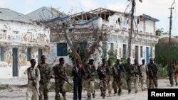 Wani sojan Somalia