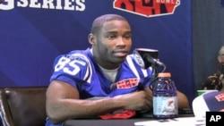 Colts receiver Pierre Garcon