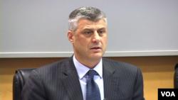 Hashim Thaçi, Kryeministër i Kosovës