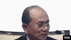 Perdana Menteri Birma Jenderal Thein Sein