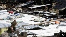 Područje Solomonskih ostrva teško je pogođeno plimskim talasom nastalim posle podmorskog zemljotresa jačine 8 stepeni