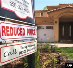 A collapse in the housing market caused huge drops in home sales and prices