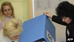 ესტონეთში ანსიპის პარტია საპარლამენტო არჩევნებში ლიდერობს