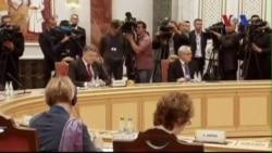 Tổng thống Ukraine ủng hộ kế hoạch hòa bình do các nước đề xuất