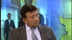On the Line : In conversation with Pervez Musharraf