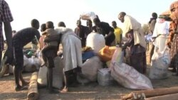 South Sudanese Seeking Safety as Fighting Rages