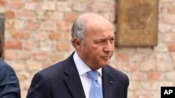 Menteri Luar Negeri Perancis, Laurent Fabius (Foto: dok).