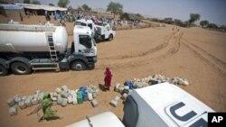 達爾富爾地區仍需聯合國維護安全。