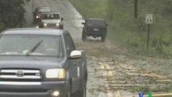 2011-09-06 美國之音視頻新聞: 風暴李在美國引發大水﹑龍卷風